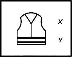 Пиктограмма с обозначением уровня защитных свойств, АМИ группа
